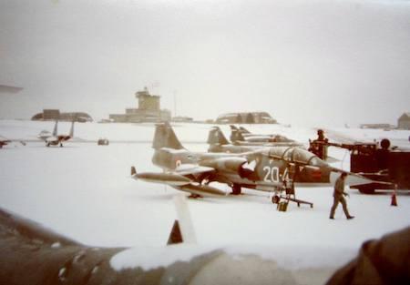 Bitburg AirBase 1982